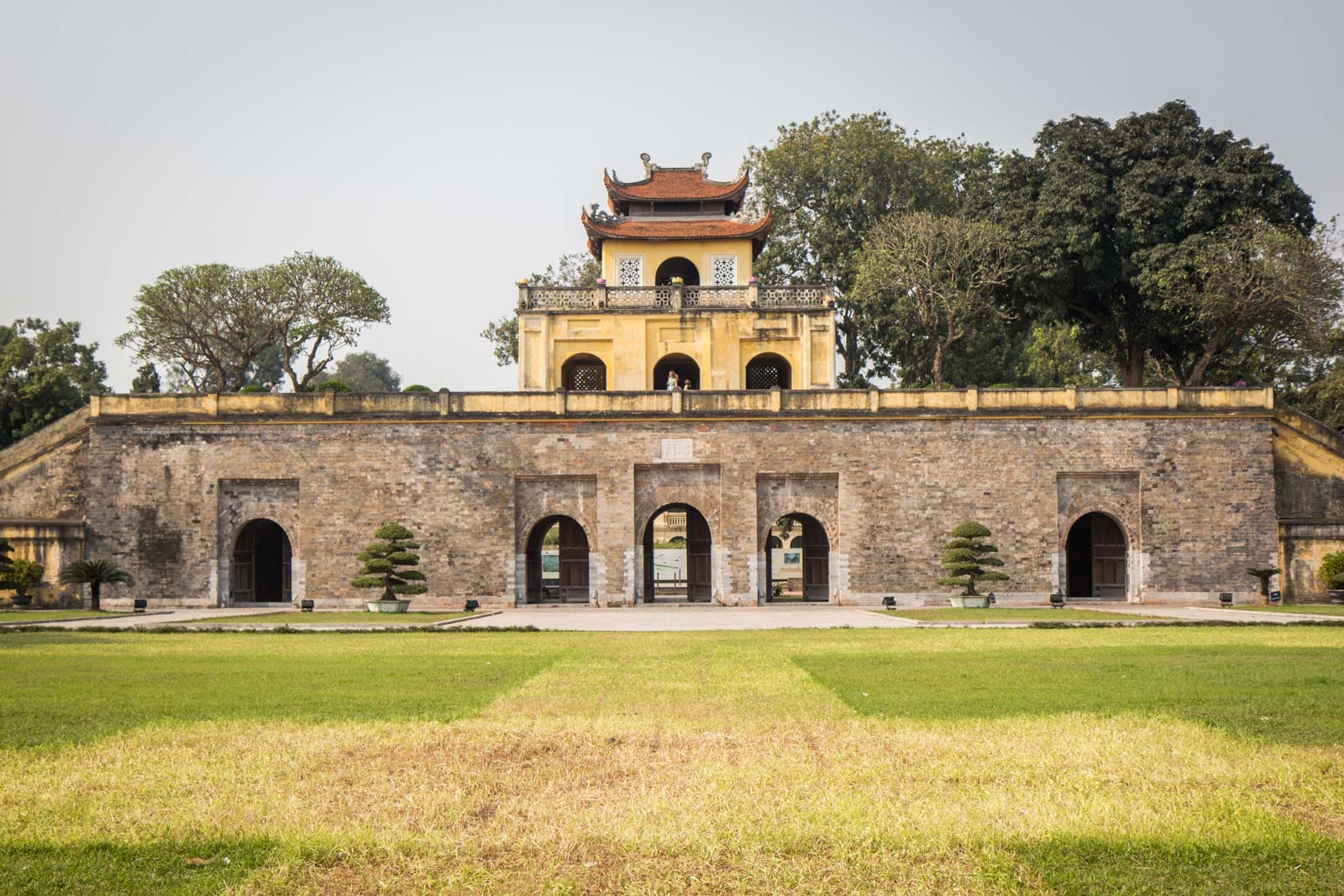 Thang Long Imperial Citadel