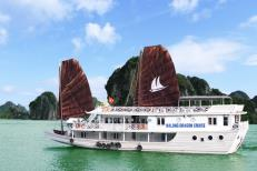 Dragon Gold Cruise (2 Days/ 1 Night) Halong Bay