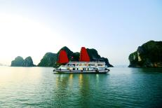 Halong Bay Imperial Cruise