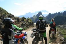 Motorbike Adventure North West & Central loop / 11 Days