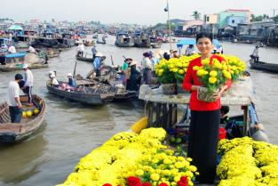 One Day Cruise Mekong Delta