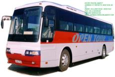 Open Bus Ticket Hanoi to HCM and Back Hanoi